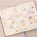 ダイソーでかわいい手帳見つけた!100円でとってもCUTE♡